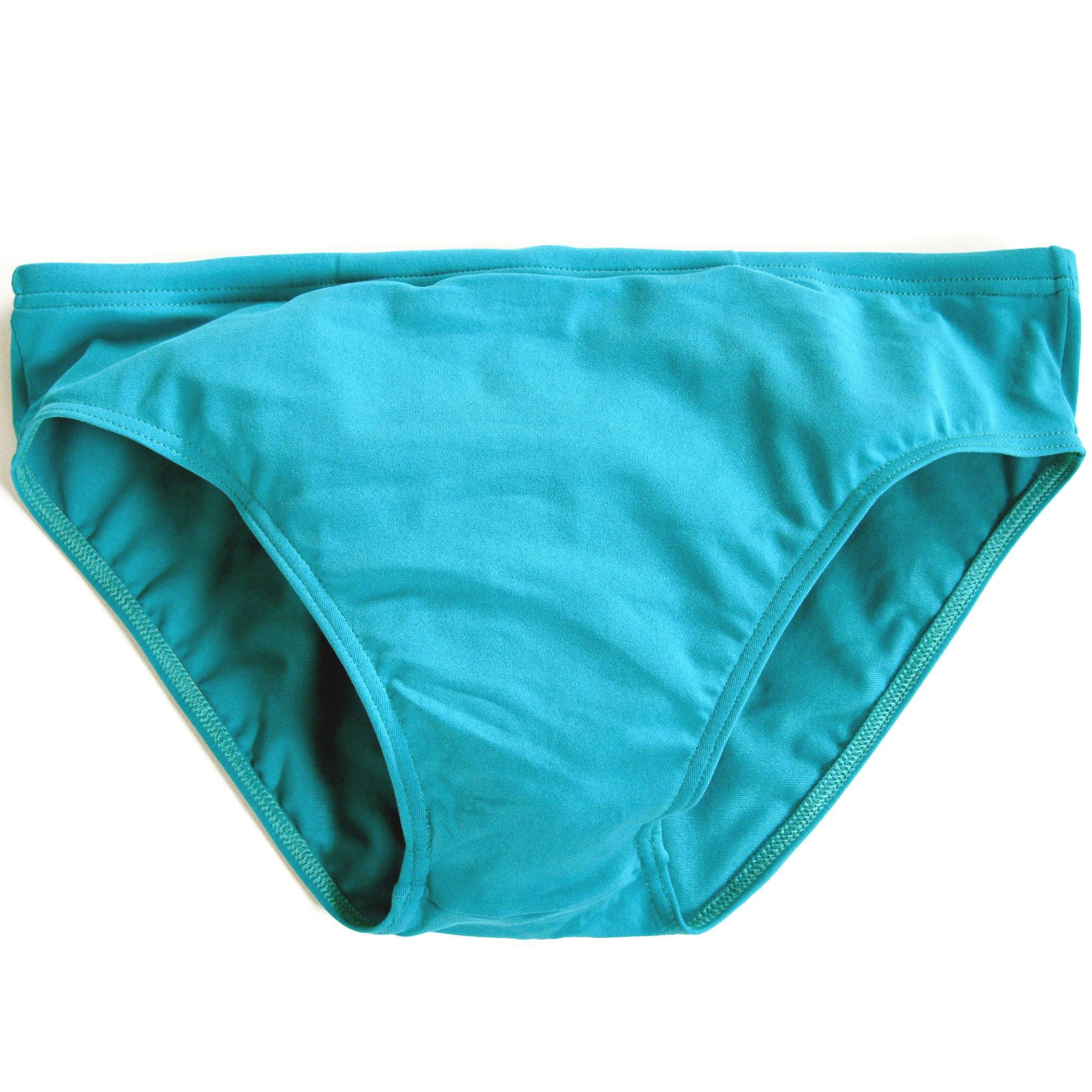 CIRCA75 Men's Chlorine Resistant Swimming Brief Pavone