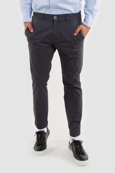 Dr Denim Diggler Slim Tapered Fit Men S Chino Dark Grey Circa75