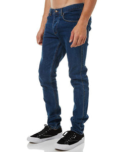 DR DENIM MEN'S CLARK MID RETRO JEANS - CIRCA75 MENSWEAR