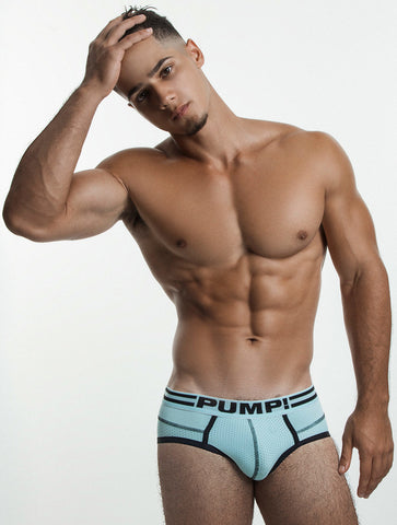 Pump! Agua Marina Brief