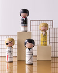 Lucie Kaas Sketch inc Kokeshi Doll Kill Bill The Bride