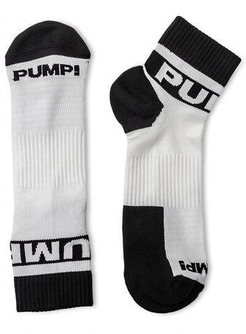 Pump! All-Sport Socks 2-Pack Classic