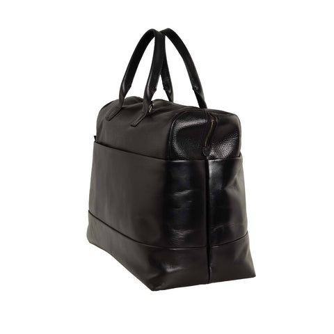 Royal RepubliQ New Courier Stay Over Bag Caviar - CIRCA75 MENSWEAR