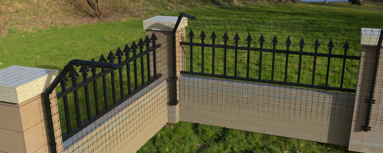 Dog Proofer Fence Extensions Amp Barrier For Dogs