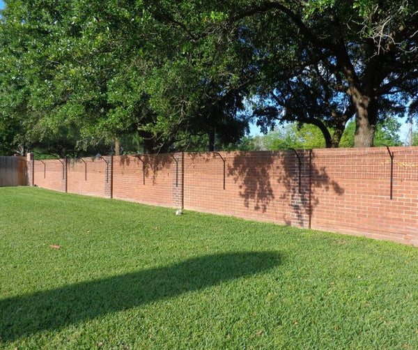 Houdini-Proof 100' Dog Proofer Fence Extension System Kit