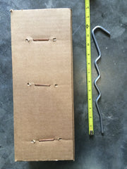 "12"" Ground Stakes (Box of 30)"