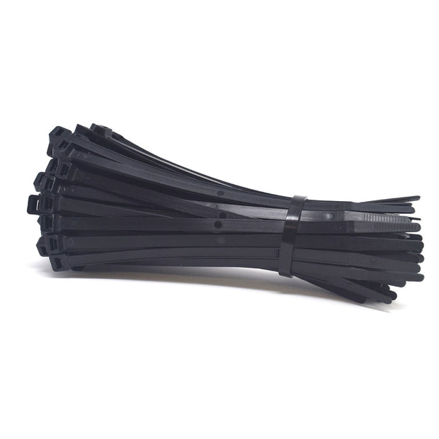 Heavy Duty Zip Ties (Bag of 100)