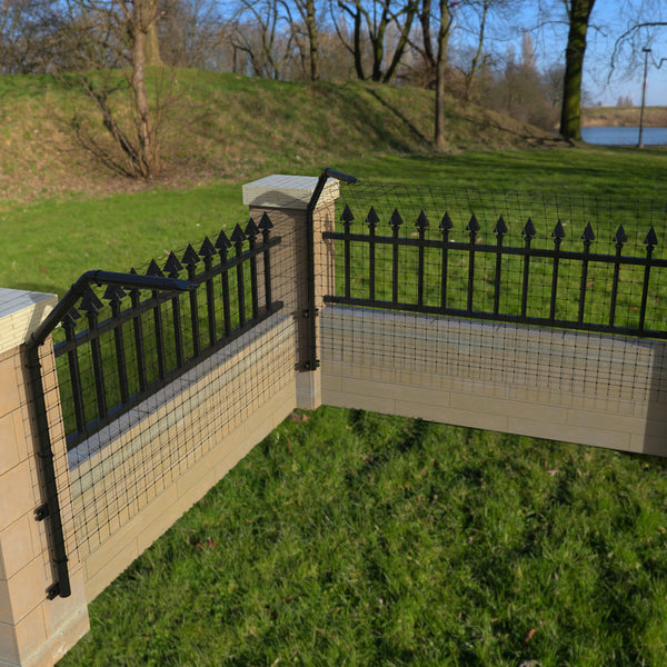 Houdini-Proof Dog-Proofer Fence Extension Arm