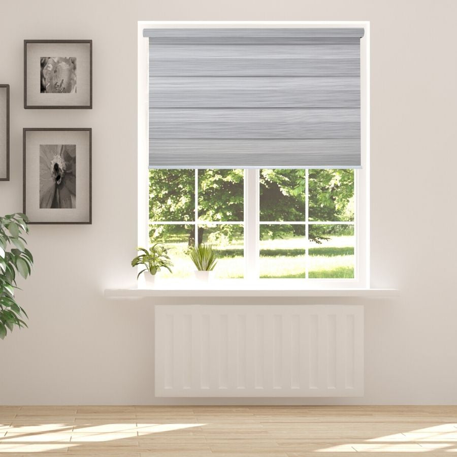 Classic Light Filtering Zebra Blinds