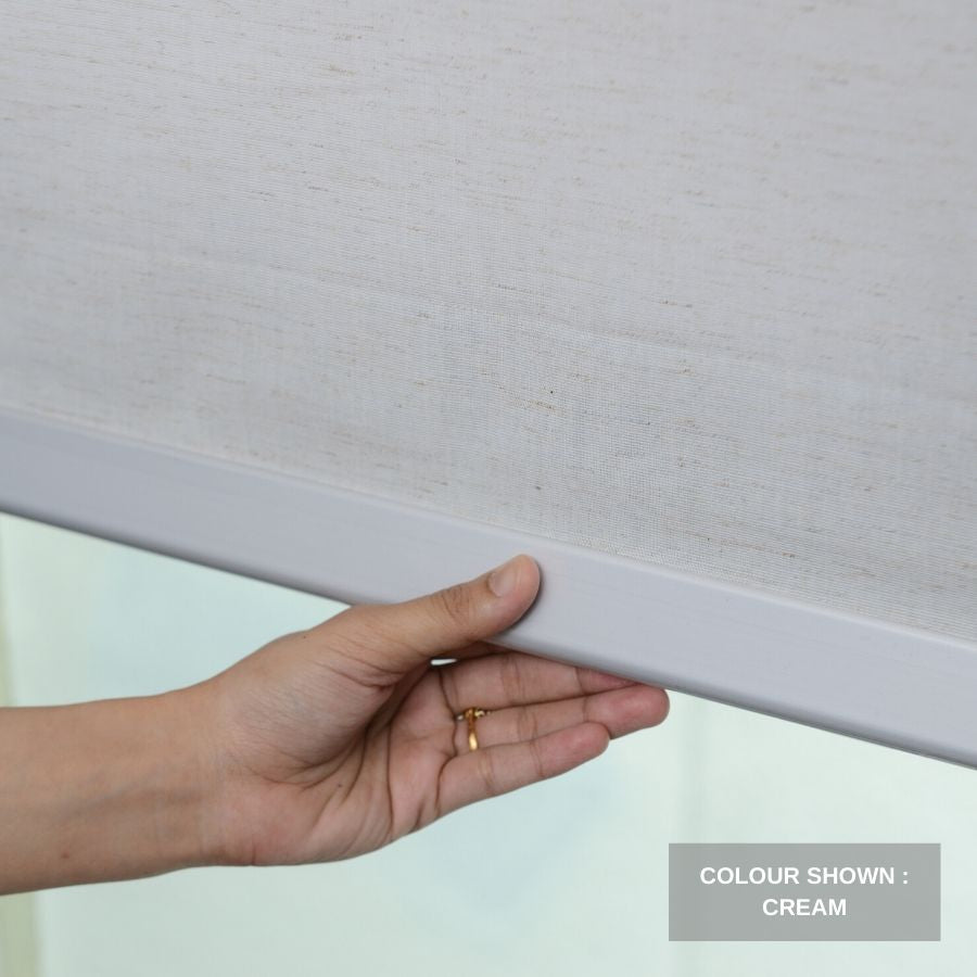 Classic Light Filtering Roller Blinds