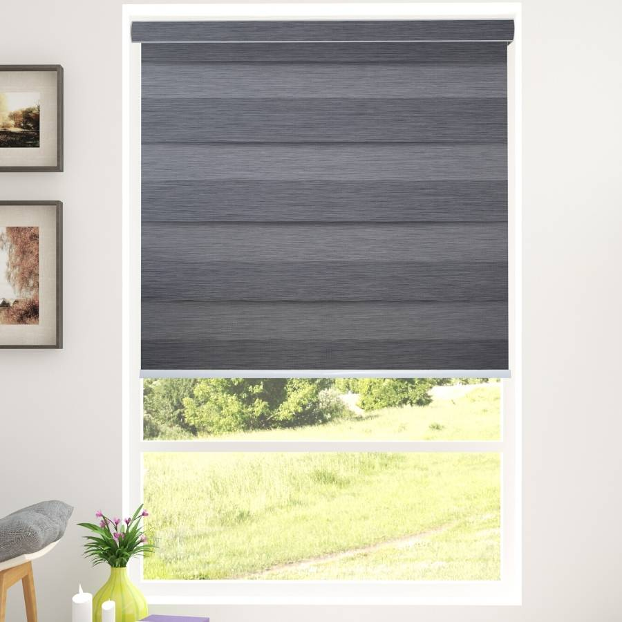 Bira Designer Blackout Zebra Blinds