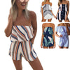 Cotton Blend Fashion Rompers