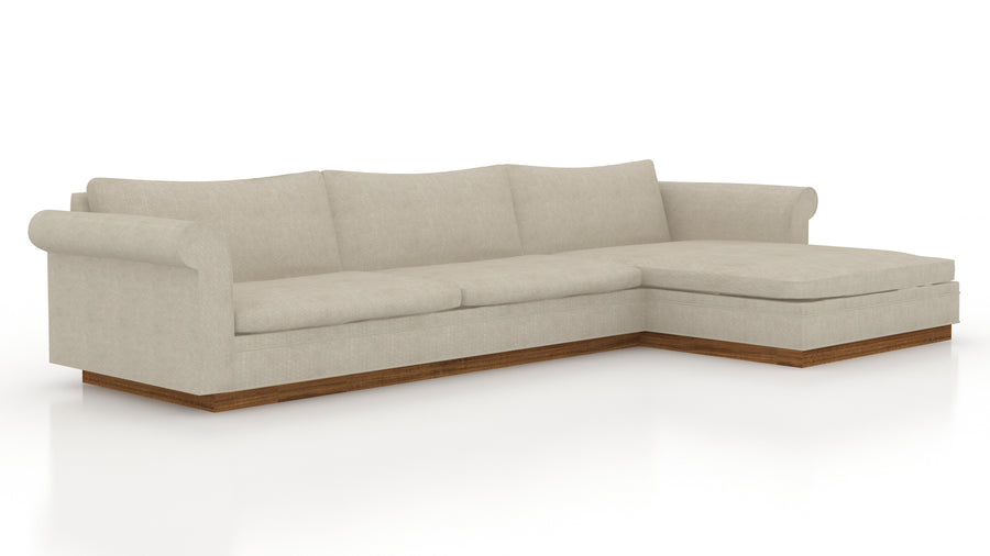 Korakia Sofa/Chaise (Right)