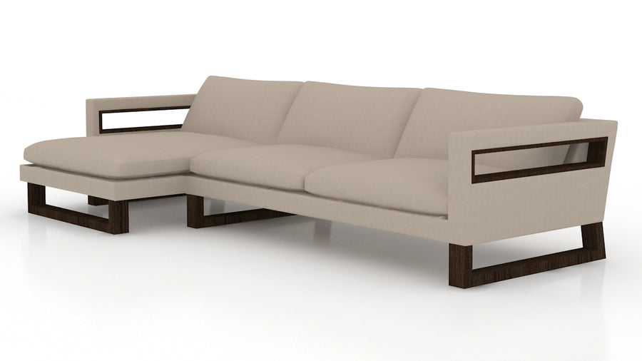 Leftbank Sofa/Chaise (Left)