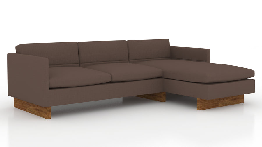 Nathaniel Sofa/Chaise (Right)
