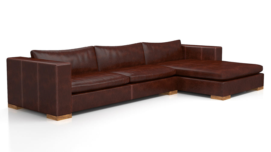 Quest Sofa/Chaise (Right)