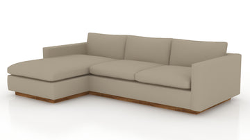 Wallace Sofa/Chaise (Left)