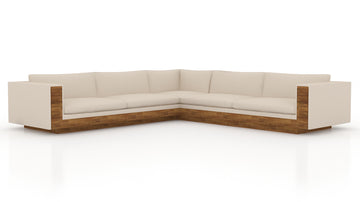 Whisper Sectional