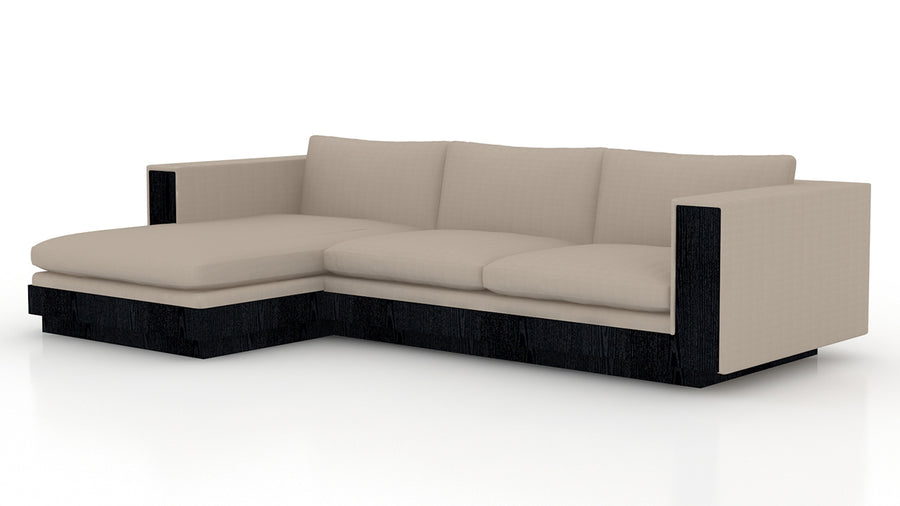 Whisper Sofa/Chaise (Left)