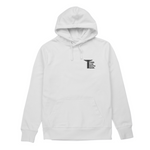 LLSB Archigram Hoody White