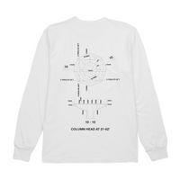 LLSB Archigram Long Sleeve T-Shirt