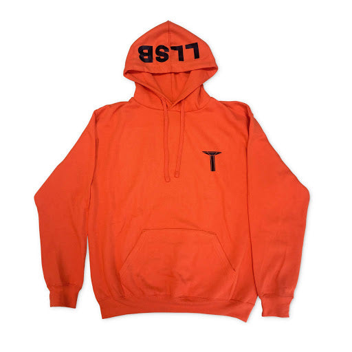 LLSB Initials Hoody Orange