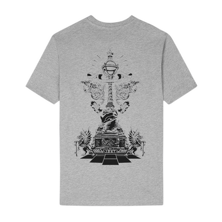 LLSB Artist Series Jeremy Jones Grey T-Shirt
