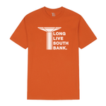 LLSB Logo T-Shirt Orange