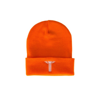 LLSB Pillar Beanie Orange