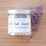 Lavender Bath Salt Soak