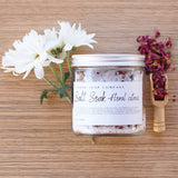 Floral Citrus Essential Oil Bath Salt Soak