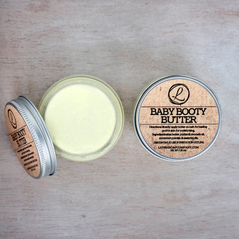 Baby Booty Butter