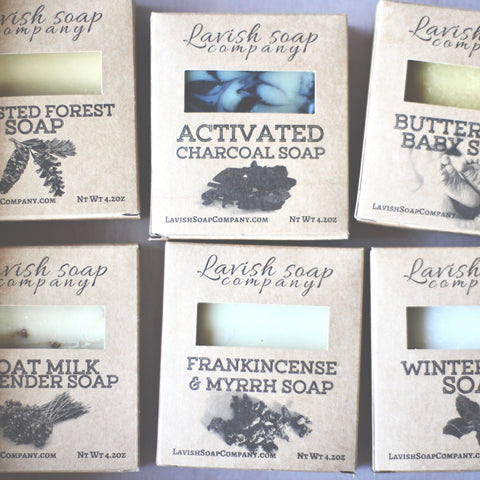 Soap of the Month Gift Box