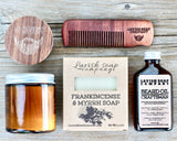 Deluxe Men's Grooming and Beard Box