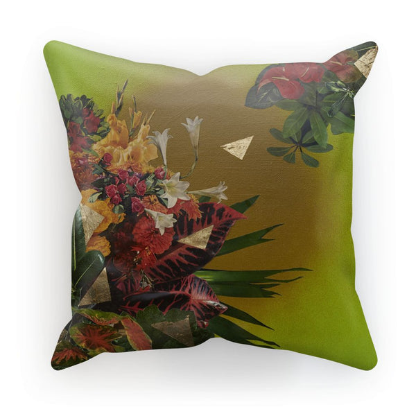 Jungle Gold Cushion