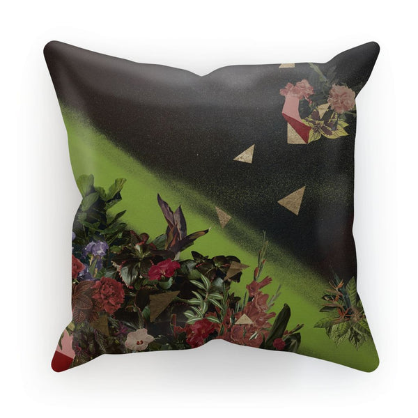 Neon Jungle Cushion
