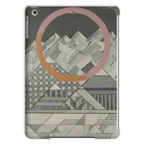 Geometry's Mountain Tablet Case