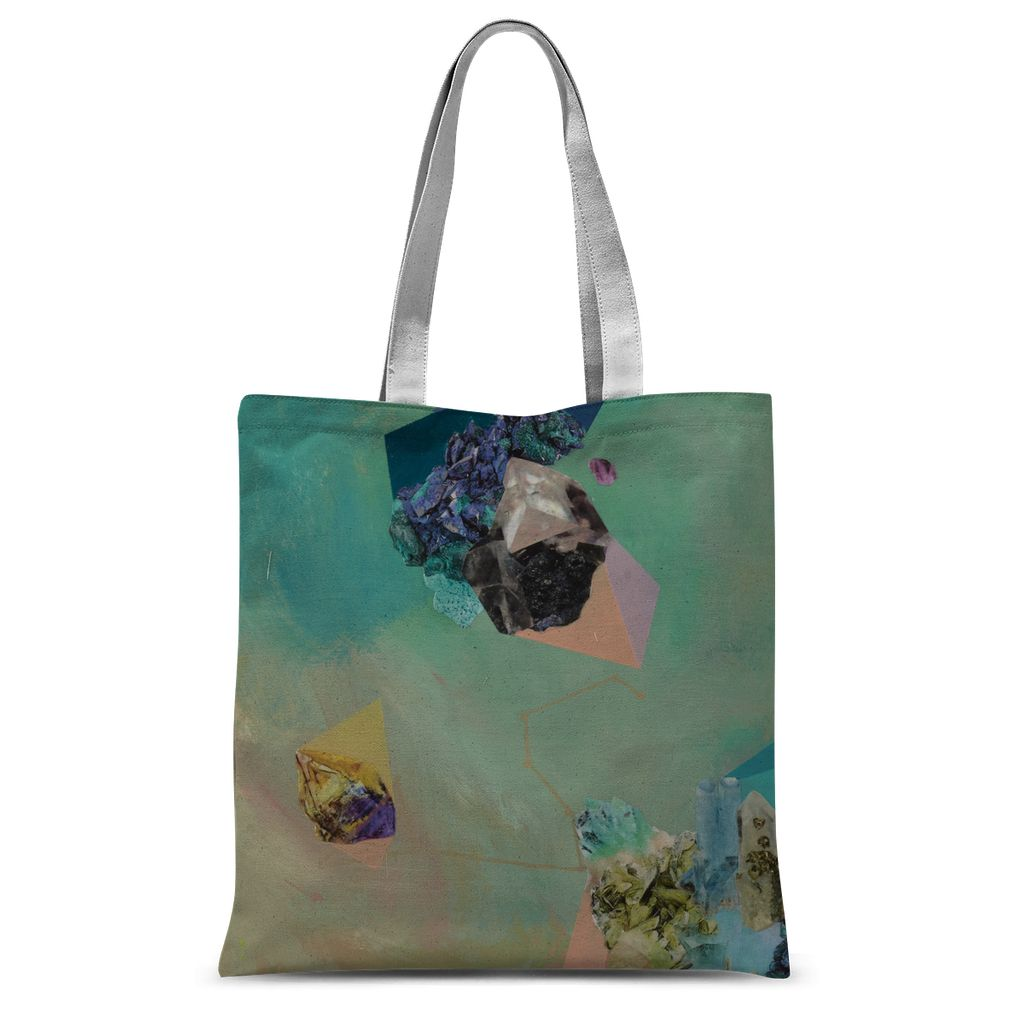 Mineral Leo Sublimation Tote Bag