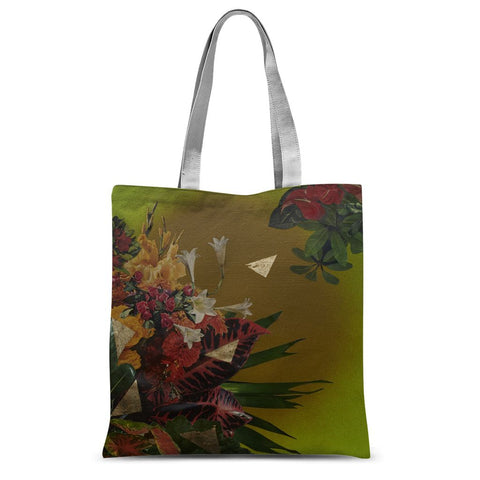 Jungle Gold Sublimation Tote Bag