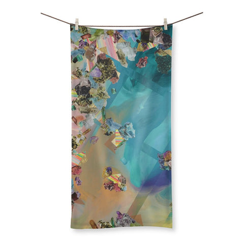 Mineral Icecream Beach Towel