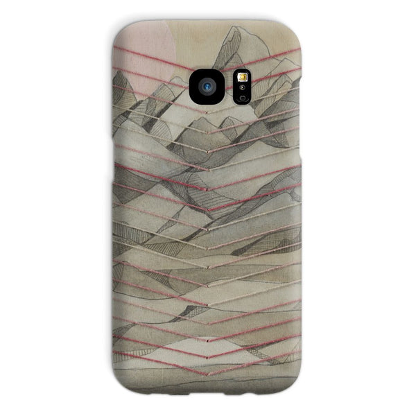 Chevron Mountain Phone Case