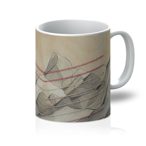 Chevron Mountain Mug