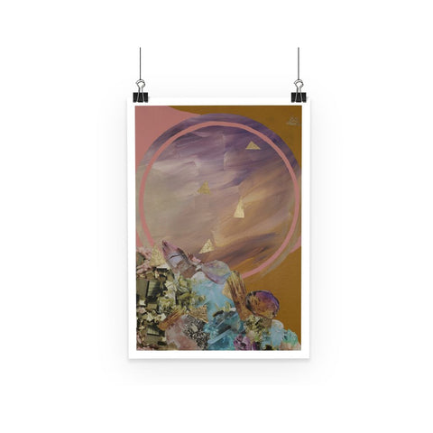 Mineral Moon Poster