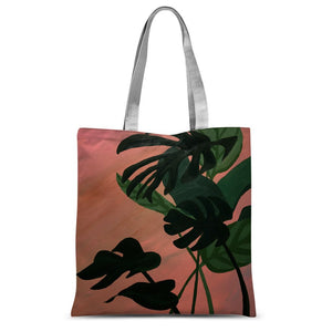 Esplanade Sublimation Tote Bag
