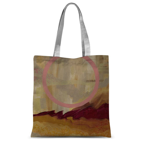 Desert Found Sublimation Tote Bag