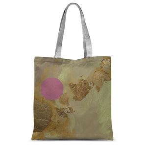 Cascading Up Sublimation Tote Bag