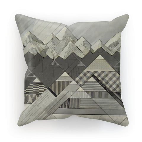 Geometry's Valley Cushion