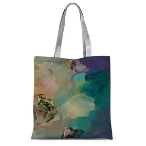 Mineral Meteor Sublimation Tote Bag