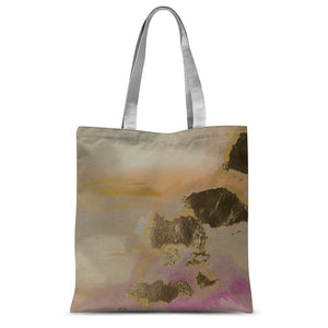 Looking East Sublimation Tote Bag