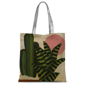 Skulpepper Sublimation Tote Bag